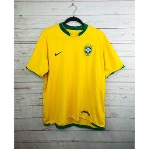 Nike Brasil 2006 World Cup Jersey M